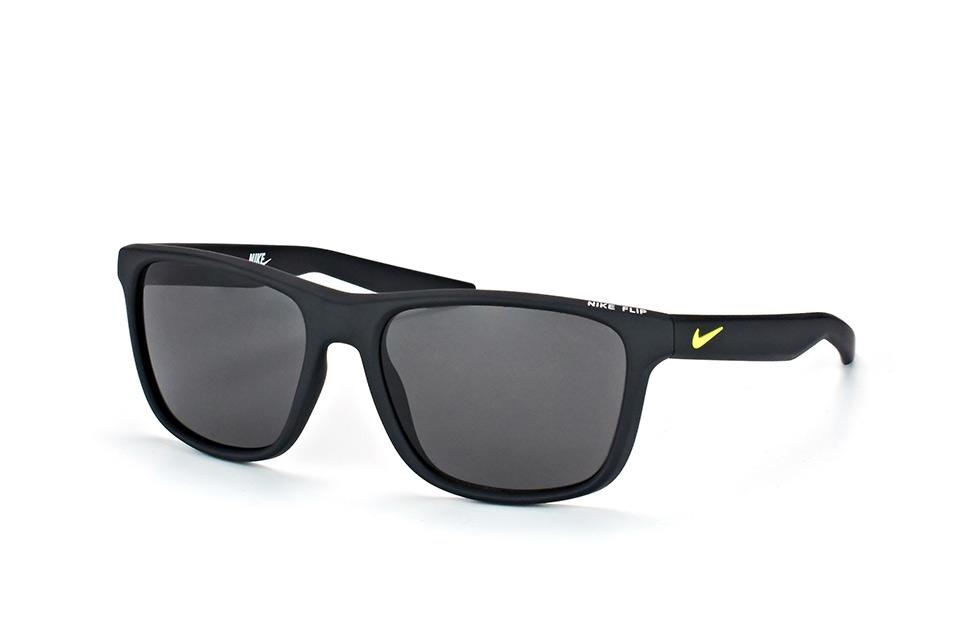 Nike Herren Sonnenbrille » NIKE FLIP EV0990«, schwarz, 077 - schwarz/blau