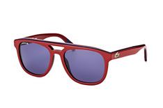 Lacoste L 828S 615, Aviator Sonnenbrillen, Rot