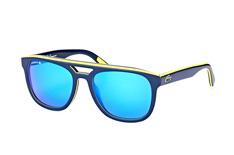 Lacoste L 828S 424, Aviator Sonnenbrillen, Blau