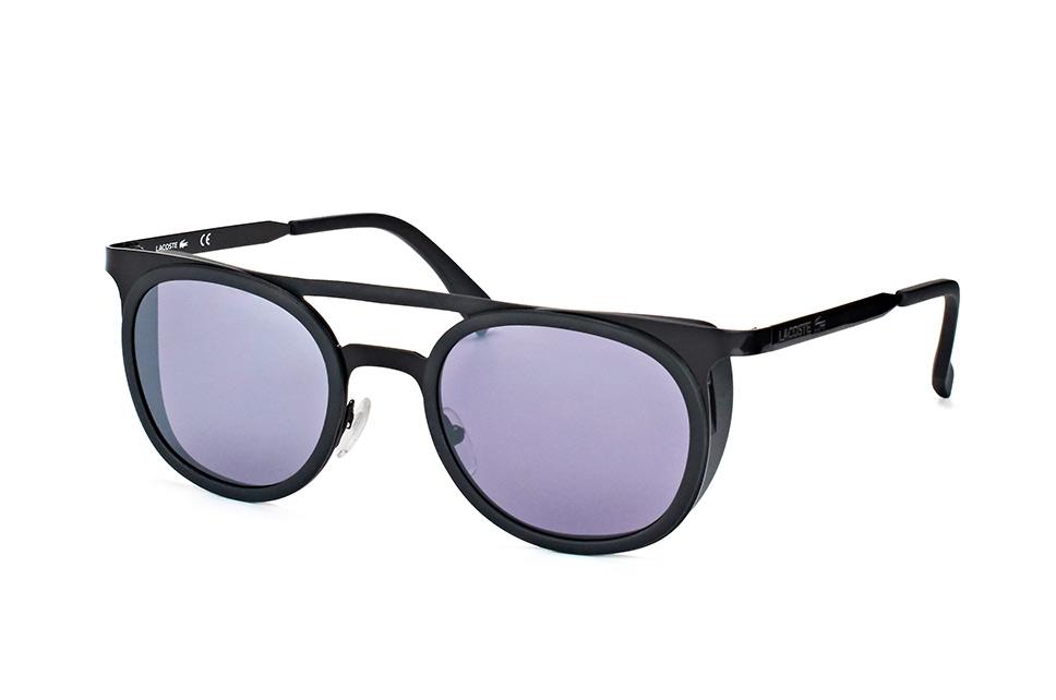 L 823S 001, Aviator Sonnenbrillen, Schwarz