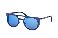 Lacoste L 823S 424, Aviator Sonnenbrillen, Blau