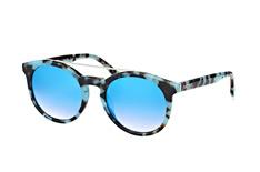 Lacoste L 821S 215, Round Sonnenbrillen, Blau
