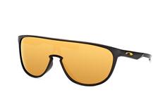 Oakley Trillbe OO 9318 06, Singlelens Sonnenbrillen, Schwarz