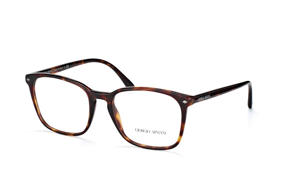 Giorgio Armani Herren Brille » AR5067«, silberfarben, 3015 - silber