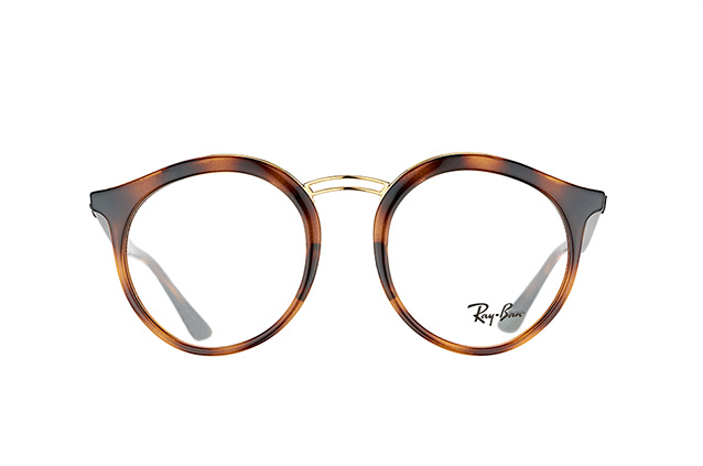 Ray-Ban RX 7110 2012 large Perspektivenansicht