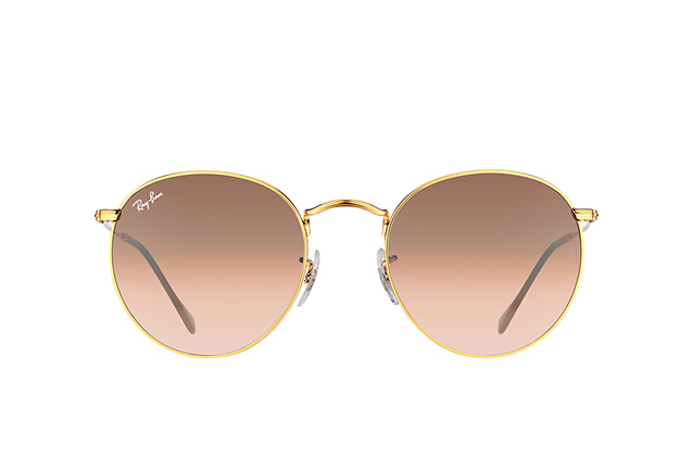 Ray-Ban Round Metal RB 3447 9001/A5 L perspektivvisning