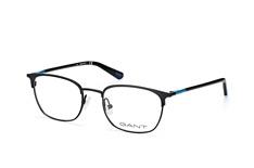 Gant GA 3130 002, Square Brillen, Schwarz