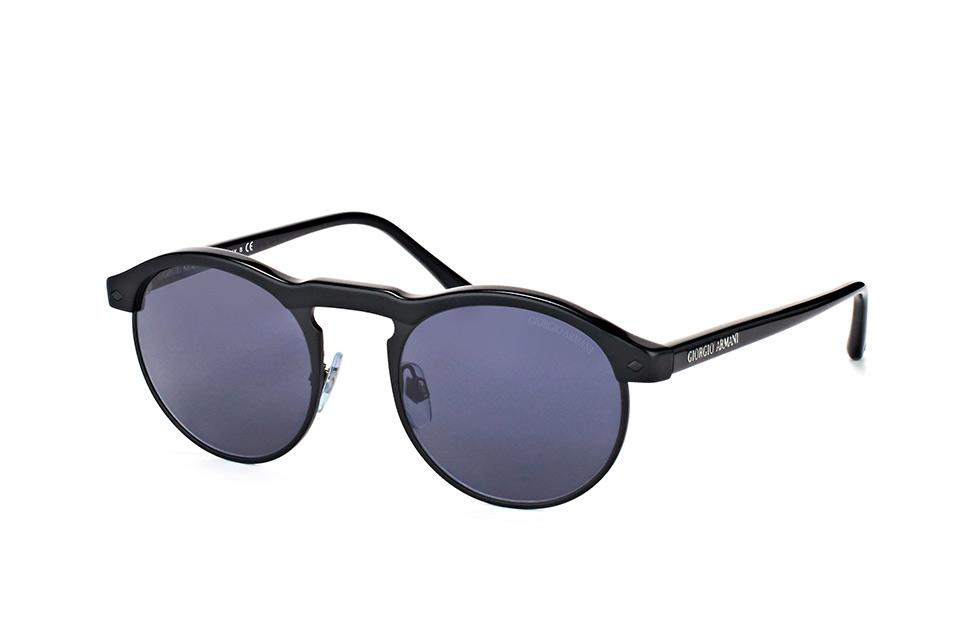 AR 8090 5017/r5, Aviator Sonnenbrillen, Schwarz
