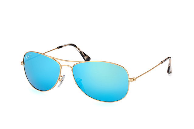 84630cfab7 ... Sunglasses  Ray-Ban Chromance RB 3562 112 A1. null perspective view ...