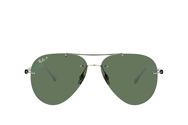 Ray-Ban Light Ray RB 8058 004/9A Perspektivenansicht