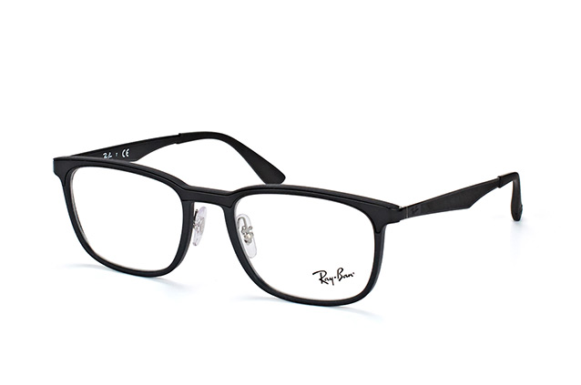 Ray-Ban RX 7163 5196 perspective view