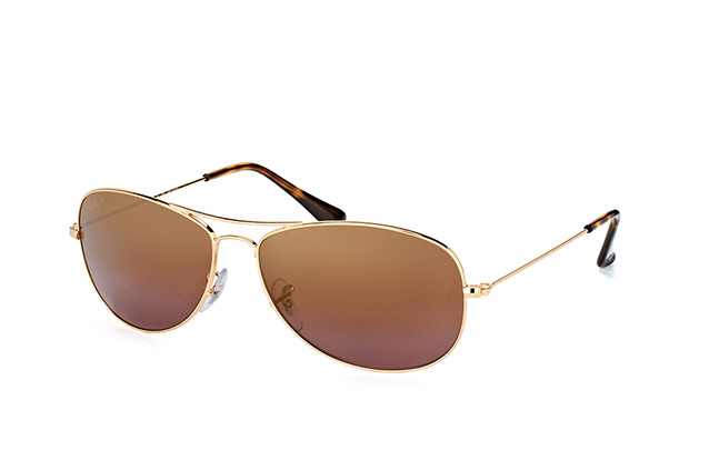 Ray-Ban RB Chromance 3562 001/6B perspective view