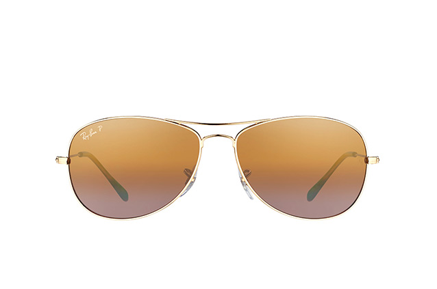 Ray-Ban Chromance RB 3562 001/6B vista en perspectiva