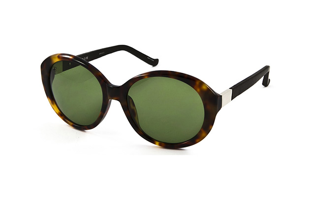 The Row RO 34 12 Tortoise Shell Perspektivenansicht