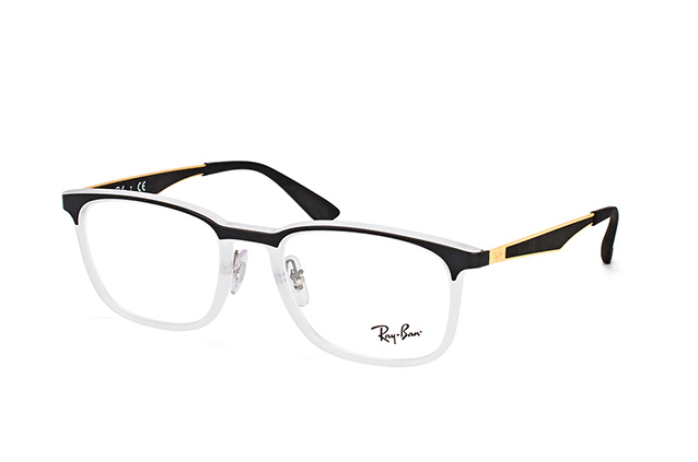 Ray-Ban RX 7163 5680 perspective view