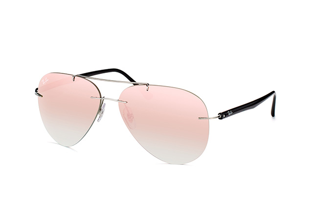 Ray-Ban Light Ray RB 8058 159/B9 Perspektivenansicht