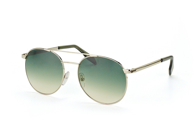 Cutler and Gross CG 1133 Aviator Blue Perspektivenansicht