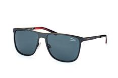 Jaguar 37807 1055, Square Sonnenbrillen, Schwarz