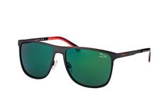 Jaguar 37807 6100, Square Sonnenbrillen, Schwarz