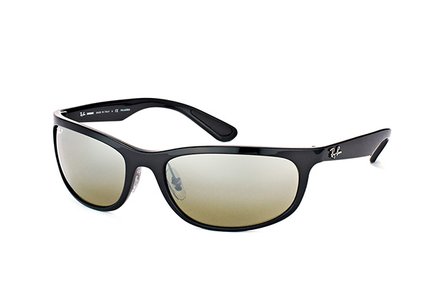 2fecafe7a6f ... Sunglasses  Ray-Ban Chromance RB 4265 601 5J. null perspective view ...