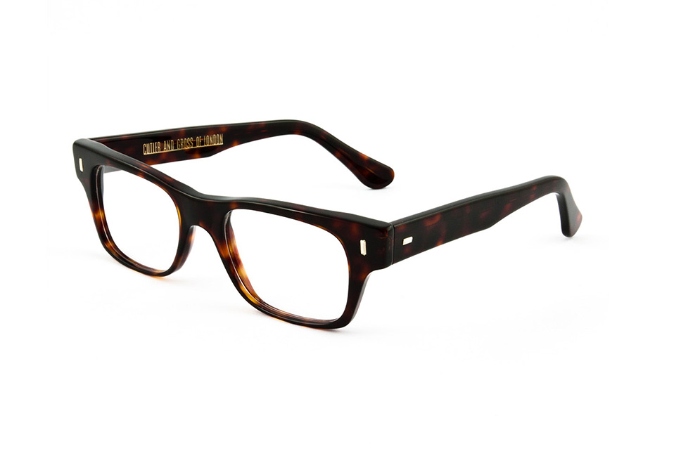 Cutler and Gross CG 1044 dark turtle
