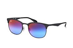 ray-ban-rb-3538-186-b1-browline-sonnenbrillen-schwarz