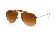 Gucci GG 2235/s 010 4D, Aviator Sonnenbrillen, Braun