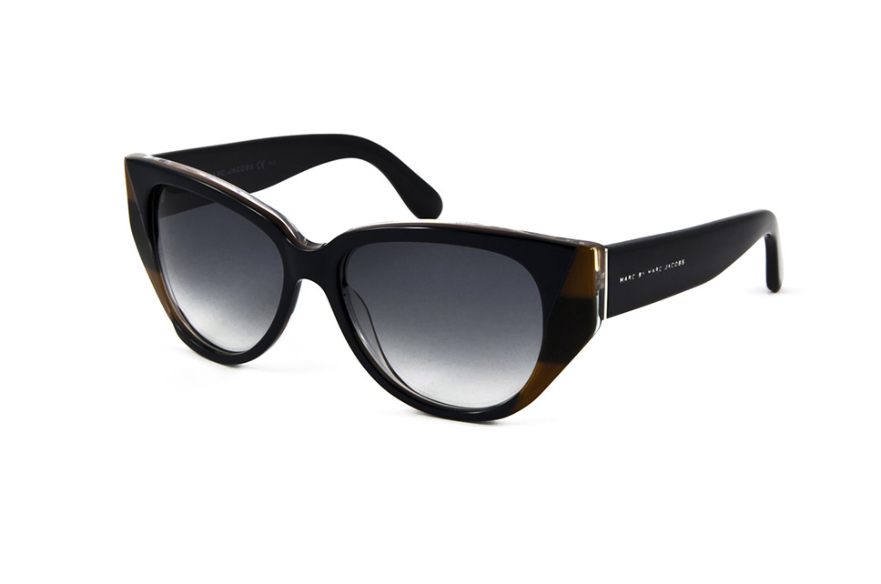 Marc by Jacobs MMJ 394/S-2ZN blue brown strip