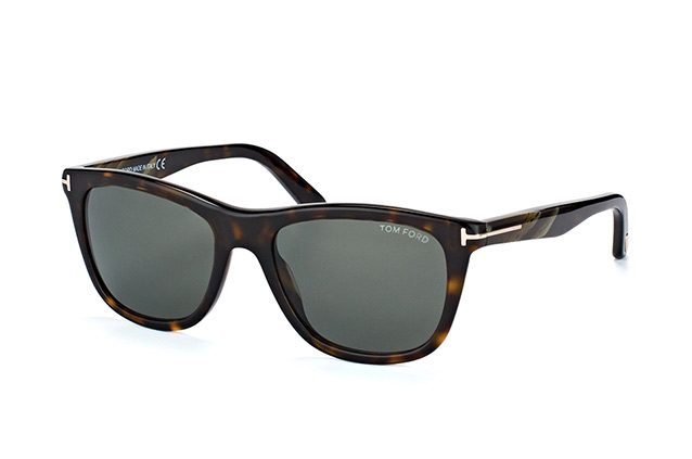 Tom Ford Andrew FT 0500/S 52N Perspektivenansicht