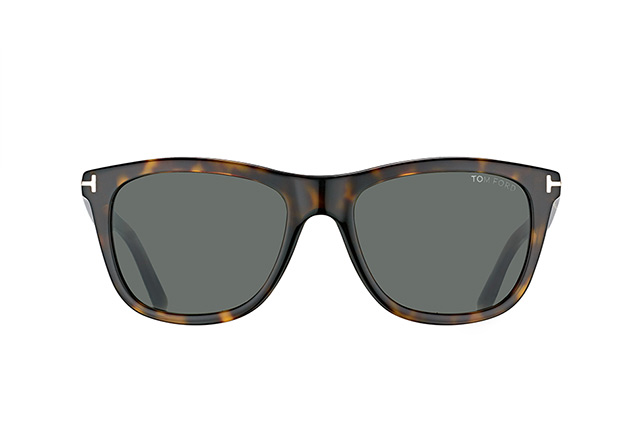 Tom Ford Andrew FT 0500/S 52N vista en perspectiva