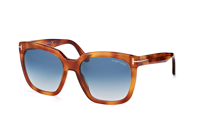 Tom Ford Amarra FT 0502/S 53W Perspektivenansicht
