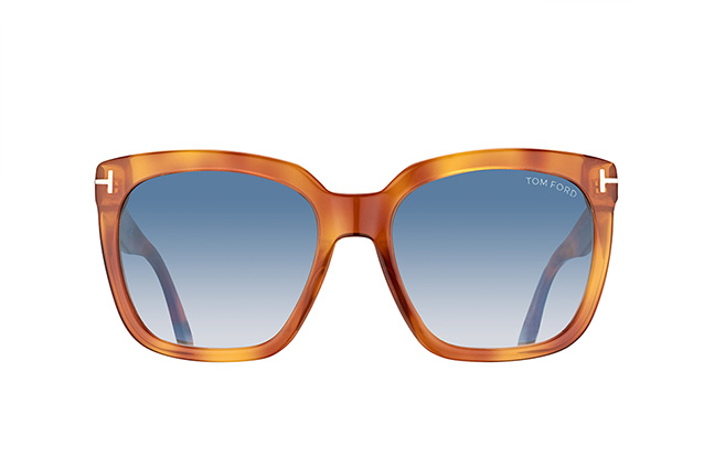 Tom Ford Amarra FT 0502/S 53W perspective view