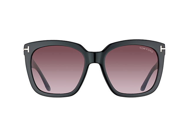 Tom Ford Amarra FT 0502/S 01T vue en perpective