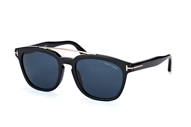 Tom Ford Holt FT 0516/S 01A Perspektivenansicht