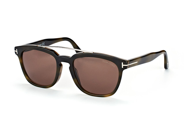 Tom Ford Holt FT 0516/S 55E perspective view