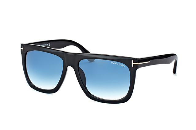 Tom Ford Morgan FT 0513/S 01W Perspektivenansicht