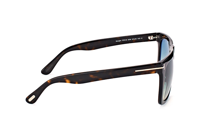 Tom Ford Morgan FT 0513/S 52W perspective view