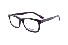 Blinde BL Fess Up lilac lavender, Rectangle Brillen, Lila
