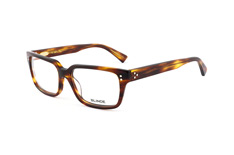 Blinde BL Gone Gonzo tortoise, Rectangle Brillen, Braun