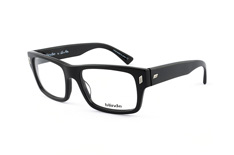 Blinde BL On Edge black, Square Brillen, Schwarz