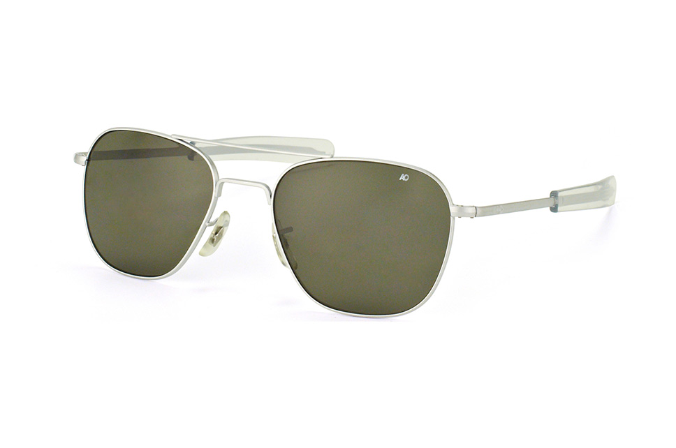 American Optical AO 5257 OP Matte Chrome