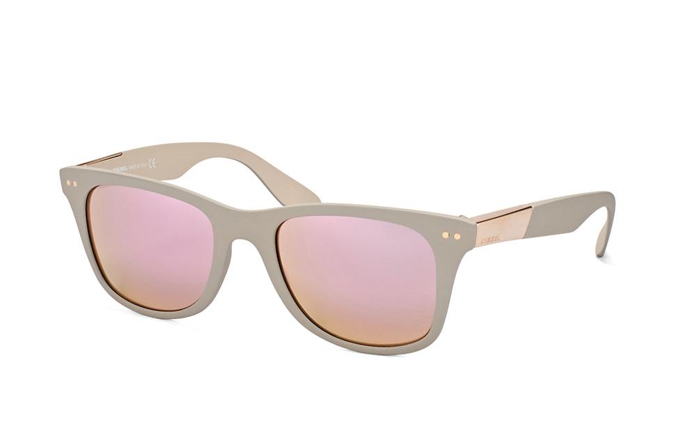 Diesel Herren Sonnenbrille » DL0219«, grau, 08C - grau/grau