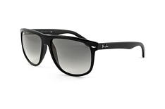 Ray-Ban RB 4147 601/32 small, Square Sonnenbrillen, Schwarz