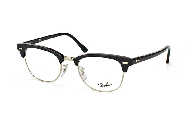 Ray-Ban Clubmaster RX 5154 2000 large perspective view