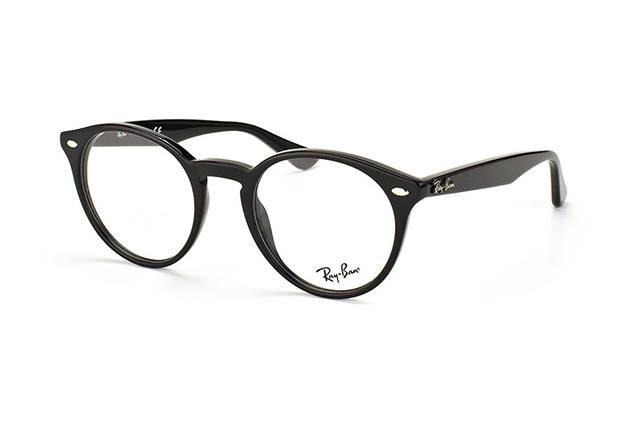 e36b2acc7c ... Ray-Ban RX 2180V 2000 small. null perspective view ...