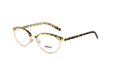 Dkny DY 5623 1001, Square Brillen, Braun