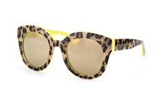 Dolce&Gabbana DG 4235 2861/6G, Butterfly Sonnenbrillen, Beige