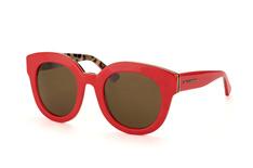 Dolce&Gabbana DG 4235 2885/73, Butterfly Sonnenbrillen, Rot