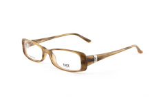 Face Stockholm FS Brooklyn 2 Fs8, Narrow Brillen, Beige
