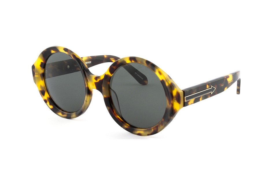 Karen Walker Eyewear KW Number Six-tort